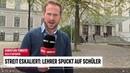 Vienne : un professeur harcelé par des migrants