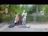 Николай Гвоздев - Walking By Myself (Garry Moore guitar cover)
