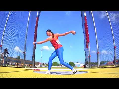 European Youth Championships Gyor 2018 - Day 3 Morning