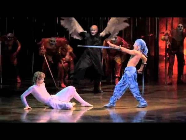 Cirque Du Soleil Varekai Dergin Tokmak