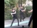 «Без смеха смотреть невозможно»_ Драка украинских полицейских с подозреваемым «в