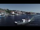 Rigid Inflatable boat RIB GRAND Golden Line G850 - new video!