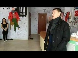 встреча с участниками конкурса татар кызы и татар егете