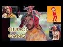 Таджикская Породия Lil Pump - Gucci Gang. Usmon, Umfa - Аробаи Корвон Корвон
