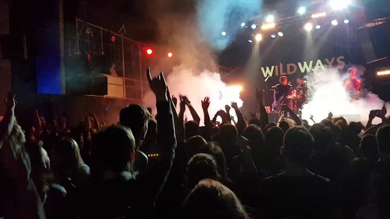 Wildways - 3 Seconds To Go (live@Bingo, Kyiv 07.04.2018)