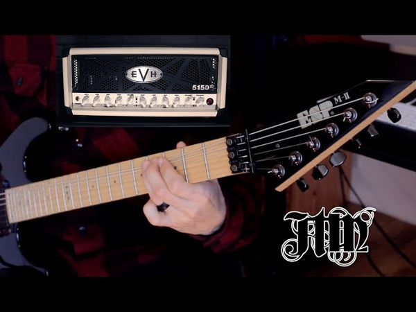 JTM Kemper Profiles - Death - Zero Tolerance - EVH 5150 III