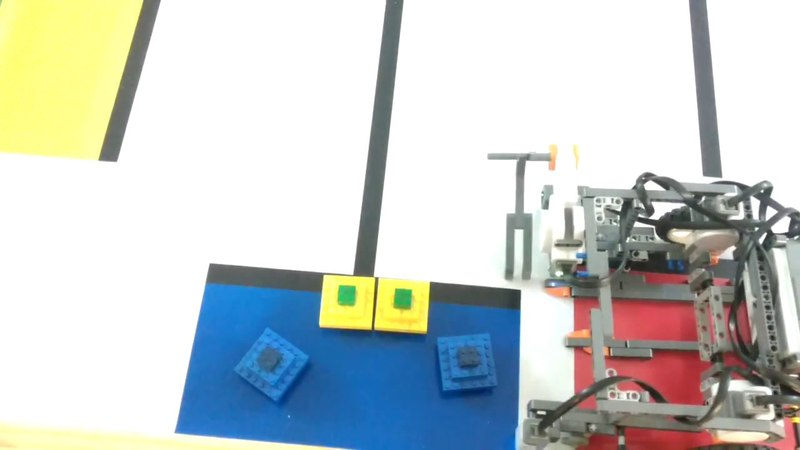 Робот для WRO 2018 Elementary из Lego NXT