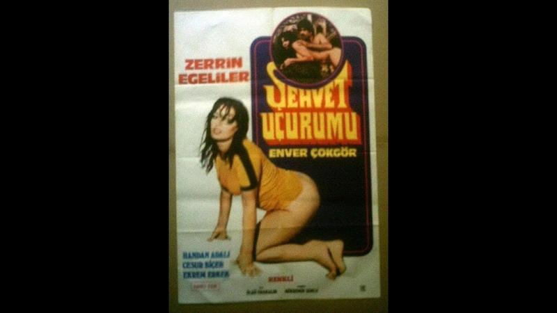 Türk Filmi - Yeşilçam Erotik - Zerrin Egeliler