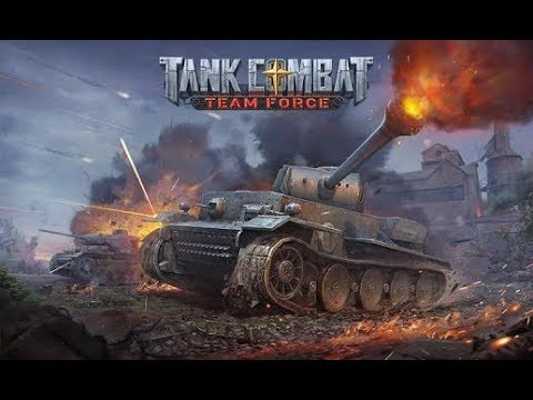 Tank Combat: Team Force (by VOLV Interactive) - Trailer Gameplay (Android, iOS) HQ
