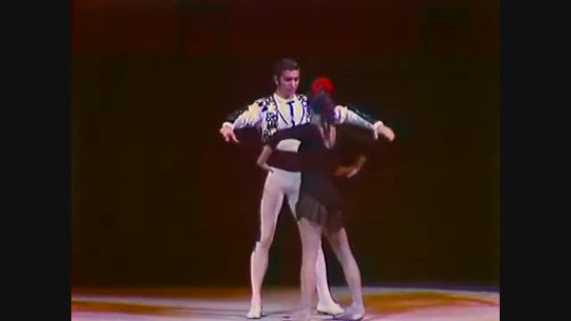 Кармен-сюита - балет (Большой театр, 1978, Майя Плисецкая)