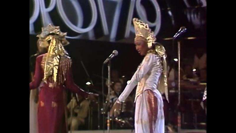 Boney M. at Sopot Festival, Poland 1979