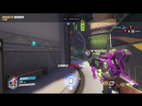 Hot sombra action