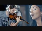 David Garrett - Nicole Scherzinger - Serenity - Studio Session