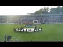 гимн Украинского чемпионата и дерби