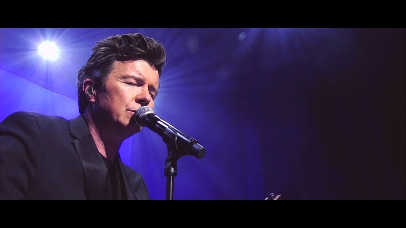 Rick Astley - Try (Orchestral Version, Live at The London Palladium)