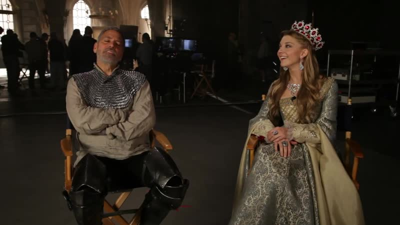"""Behind the Scenes with George Clooney _u0026 Natalie Dormer 60_"""" ¦ The Quest ¦ Nespresso"""