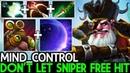 Mind_ControL Sniper Dont Let Sniper Free Hit Game is Hard 7.20 Dota 2