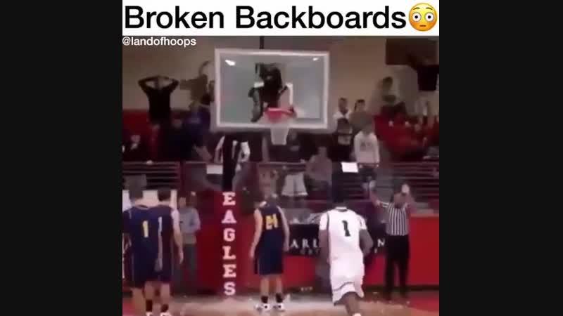Broke it