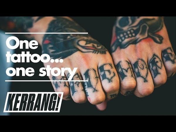Architects' Sam Carter: One Tattoo, One Story