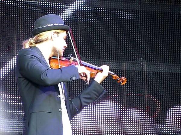 David Garrett - Musica È - Bad Segeberg 20.05.2011