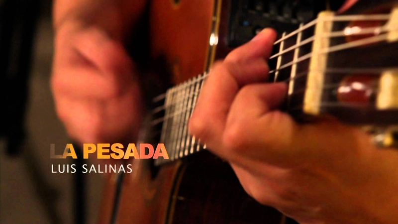Luis Salinas - Ese amigo del alma 2012