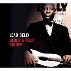 Leadbelly альбом Saga Blues: Blues & Folk Singer