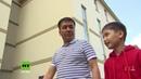 Russland Kasachisches Kind gewinnt goldenes Ticket zum WM-Finale