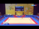 Триумф россиянок на ЧМ по художественной гимнастике в Софии
