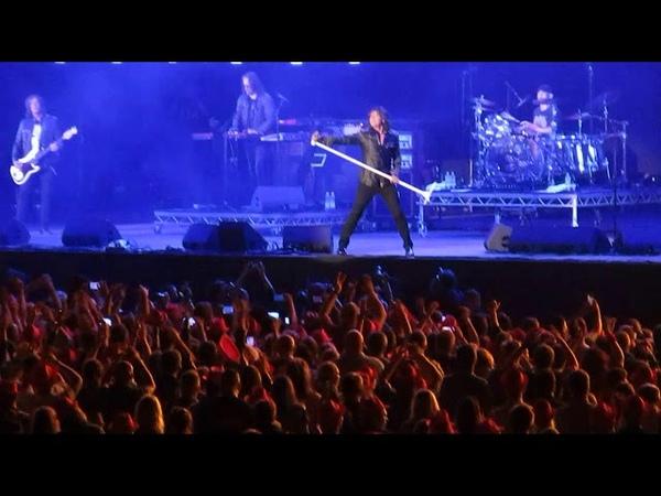 Europe - Rock the Night @ Life Festival, Oświęcim 16.06.2018