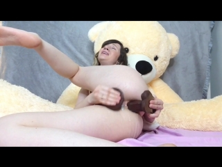 [manyvids] sammy sable - double bbc dp with daddy (720p) [amateur, teen, solo, masturbation, dildo, dp, anal, hairy, gape]