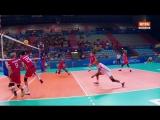 14.09.2018. 21:25 - Волейбол. Чемпионат мира. Мужчины. 2 тур. Группа