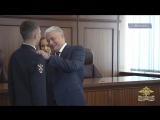 Сотрудник пресс-службы МВД Бурятии награжден ведомственной медалью «За доблесть в службе»