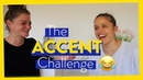 The ACCENT Challenge with pro footballers Laura Feiersinger Verena Aschauer WhySoSerious