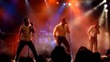 The Baseballs - Let's Get Loud HD live