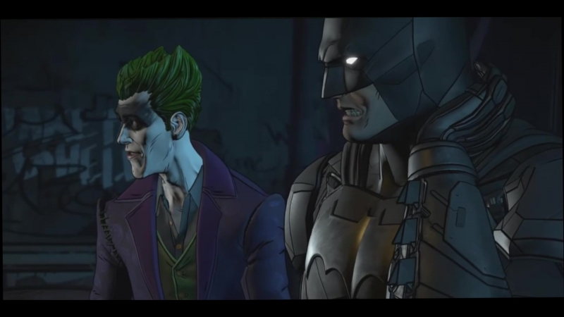 BATMAN: The Enemy Within Vine | John Doe Vine | Batjokes Vine | Joker Vine