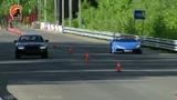 BMW F90 M5 VS Lamborghini Huracan, Chevrolet Corvette (DRAG RACING)