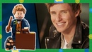 Fantastic Beasts: The Crimes of Grindelwald Cast Reacts to their LEGO Minifigures!