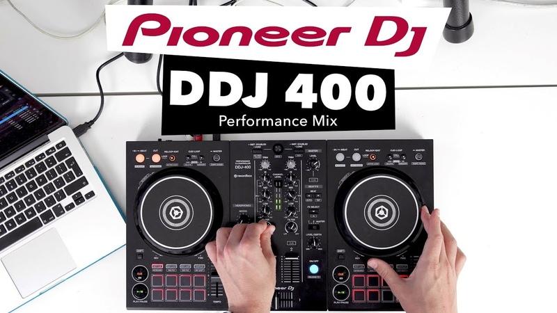 Pioneer DDJ 400 Performance Mix - EDM, House, Reggaeton