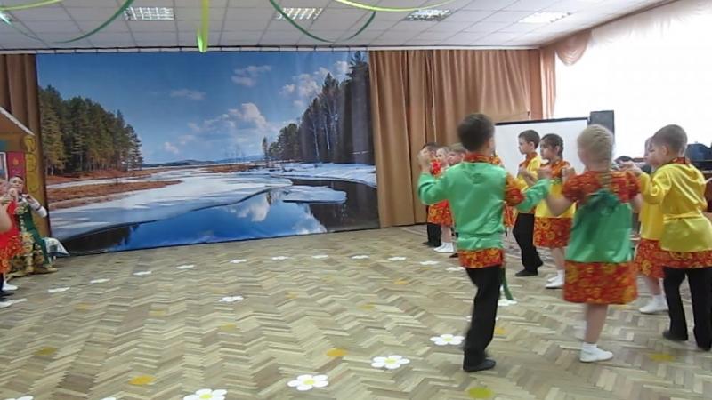 MVI 9203 мастер класс На завалинке в 23 детском саду 30 03 2018