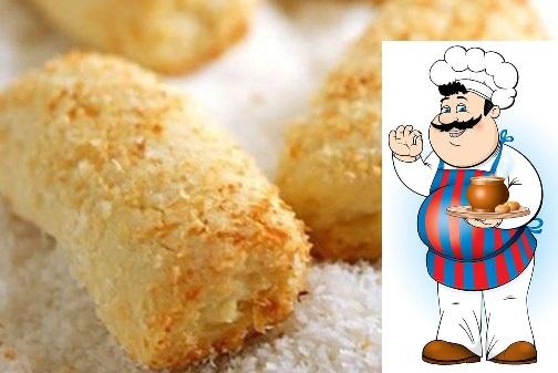 тающее во рту мучное печенье печенье рассыпается едва, коснувшись языка ингредиенты: сливочное масло - 250 г (комнатной t) растительное масло (без запаха) - 1/3 ст ванильный сахар - 1 пачка (10