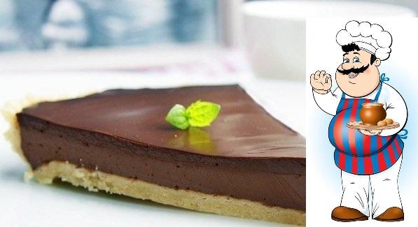 невероятно вкусный шоколадный тарт ингредиенты: сливочное масло 250 г сахарный песок 50 г молоко 3 ст. л. мука 150 г жирные сливки 600 мл шоколад 420 г яичные белки 4 шт. яйца 2 шт. соль по