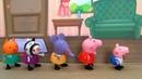 Peppa Pig in italiano Peppa e George visitano il dottore Peppa ed i suoi amici all'ospedale