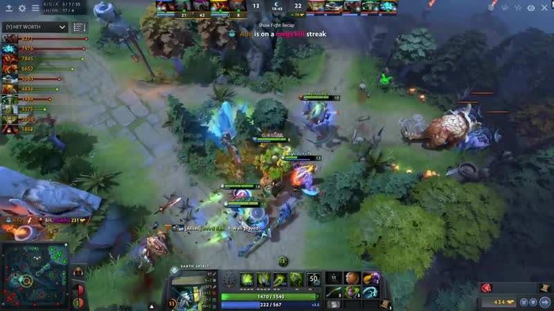 How to Play Earth Spirit like a PRO PLAYER by Cr1t, gh, UNiVeRsE, EGM - Dota 2