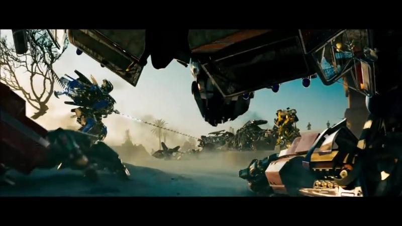 Transformers 2 Revenge of the Fallen.Linkin Park - New Divide