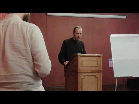 Антоний Дулевич - О выгорании в миссионерском служении. Конференция миссионеров Тыва 2018