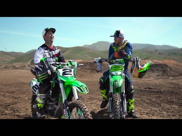 Science of Supercross | Episode 6 (Block Pass) | Engineered by Kawasaki