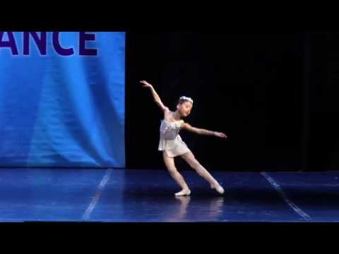 Вариация Амура из балета Донкихот Дедович Ивана 7 лет