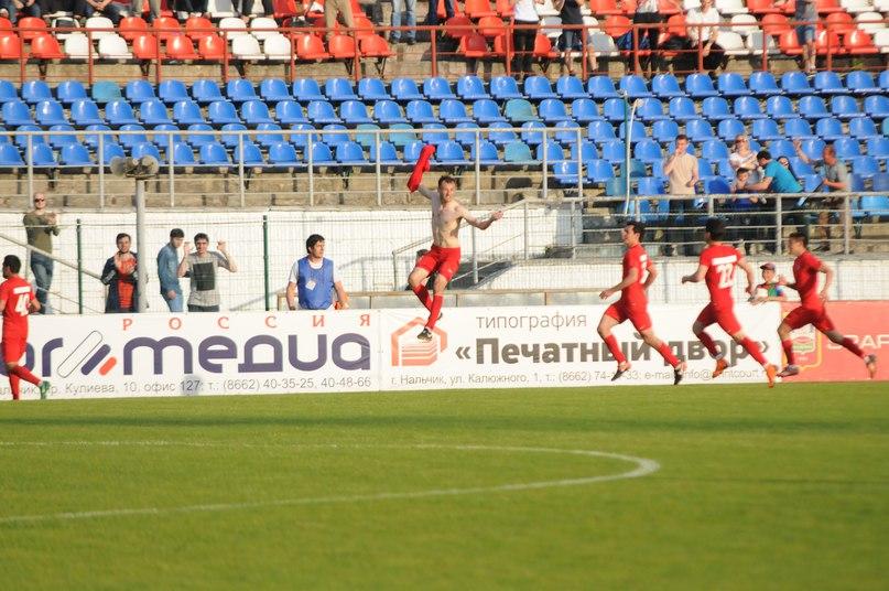 «Спартак-Нальчик» - «Афипс» 1-1