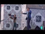 Ренат Ибрагимов на празднике Сабантуй в Коломенском