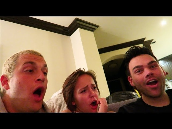 We watched our friend's threesome...and kinda liked it